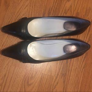 Very comfortable Calvin Klein work shoes